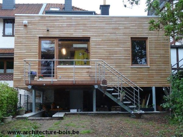 53 best pilotis images on pinterest cabins house on. Black Bedroom Furniture Sets. Home Design Ideas