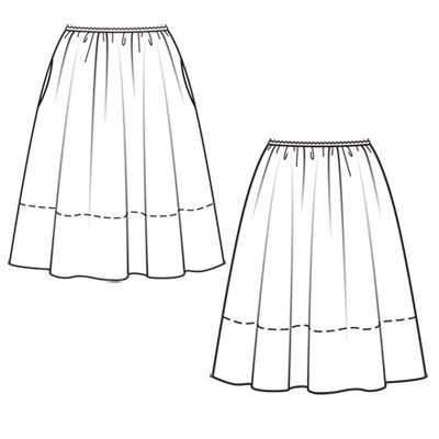 Womens Fashion Sketch Templates further Fashion Flat Drawings besides Showthread also 762515780628797548 further Flat Technical Drawings. on sketches of flare skirt