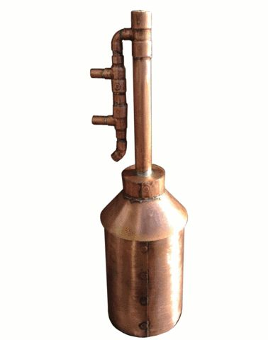 Copper Moonshine Stills & Moonshine Still Kits - 1gal