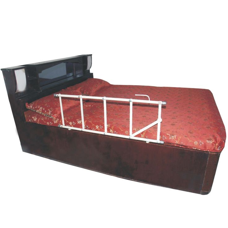 Bed Safety Rail For Patient And Elderly In India Bed