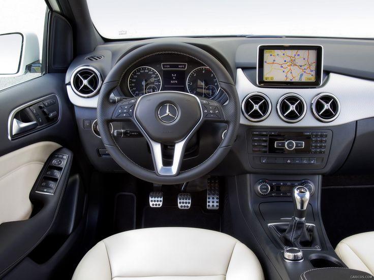 2012 Mercedes-Benz B-Class Wallpaper
