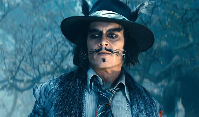 into the woods colleen atwood   Into the Woods: Johnny Depp's Wolf Costume Explained   moviepilot.com