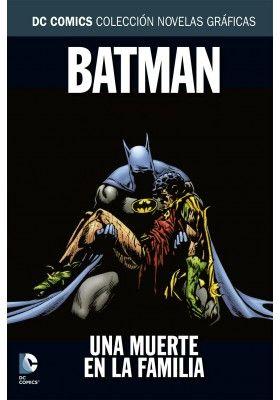 Colección Novelas Gráficas DC núm. 14: Una muerte en la familia
