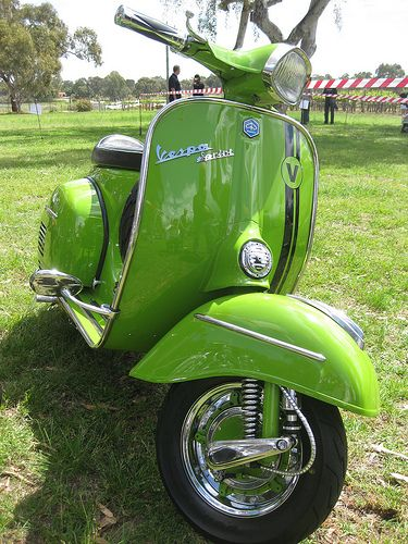 Australian National Scooter Rally 2011 | Fremantle WA | Andy Gentry | Flickr