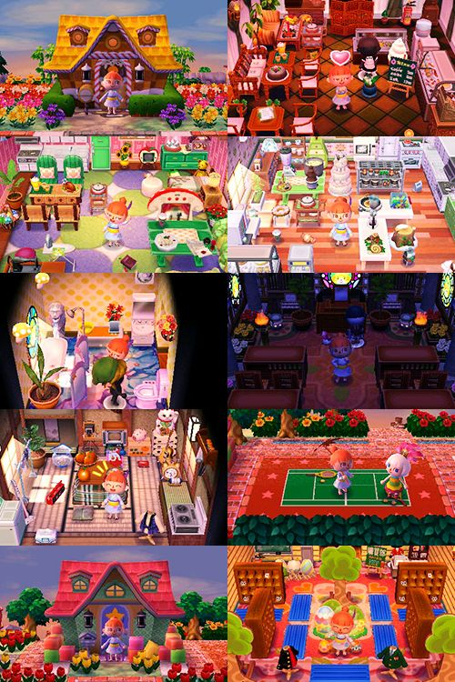 17 best images about acnl room ideas on pinterest