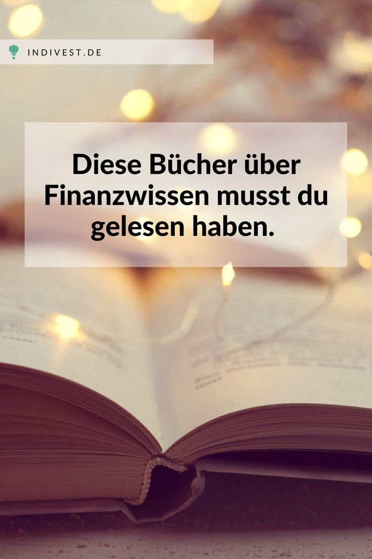 Die Besten Finanzbucher Fur Anfanger In 2020 Finanzen Finanzbucher Finanzwissen
