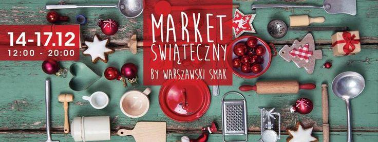 Market Świąteczny by Warszawski Smak odbędzie się w tygodniu od 14 do 17 grudnia w Dom Towarowy Bracia Jabłkowscy! To propozycja dla wszytskich tych, którzy szukają oryinalnych prezentów a w weekend wolą odpoczywać niż biegać po sklepach!