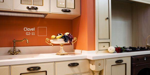 Elige un #COLOR en nuestro Buscador de Colores y la página te dará varias combinaciones. http://www.comex.com.mx/workspace-buscador-colores