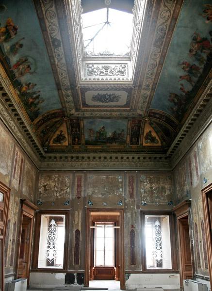 Palazzo Corpi - The Former U.S. Consulate Building