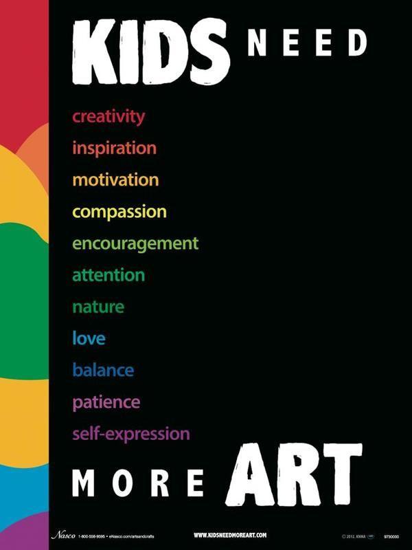18 best Why art education? images on Pinterest | Art ...
