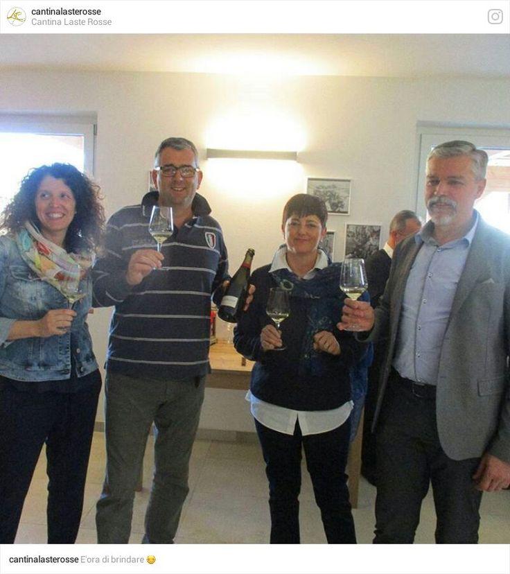 Medaglia d'Argento LasteRosse winery.
