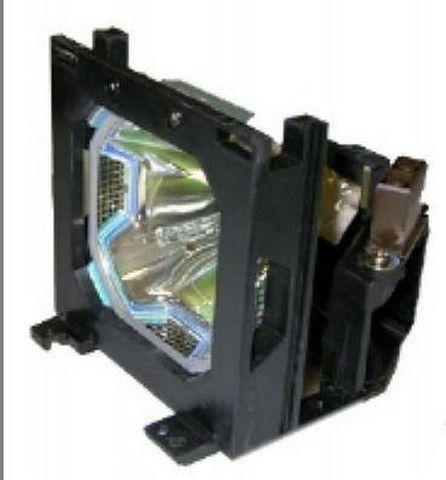 Genuine AL™ BQC-XGP25X//1 Lamp & Housing for Sharp Projectors - 150 Day Warranty