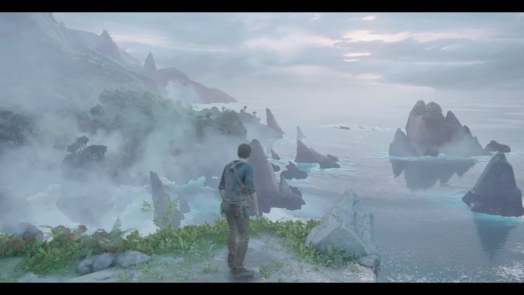 [Video] FIRST LOOK | Uncharted 4: A Thiefs End GAMEPLAY TRAILER | #4ThePlayers