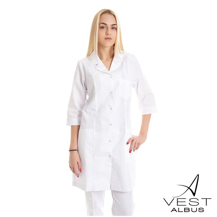 8 best Lab Coats for Women images on Pinterest | Lab, Lab coats and ...