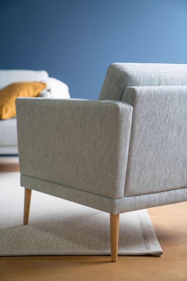 Hugo sleeper sofa has a timeless Scandinavian sleeper function and look!  #luontofurniture #handmade  Get yours: http://www.luontofurniture.com/retailers?utm_content=buffer1adc5&utm_medium=social&utm_source=pinterest.com&utm_campaign=buffer