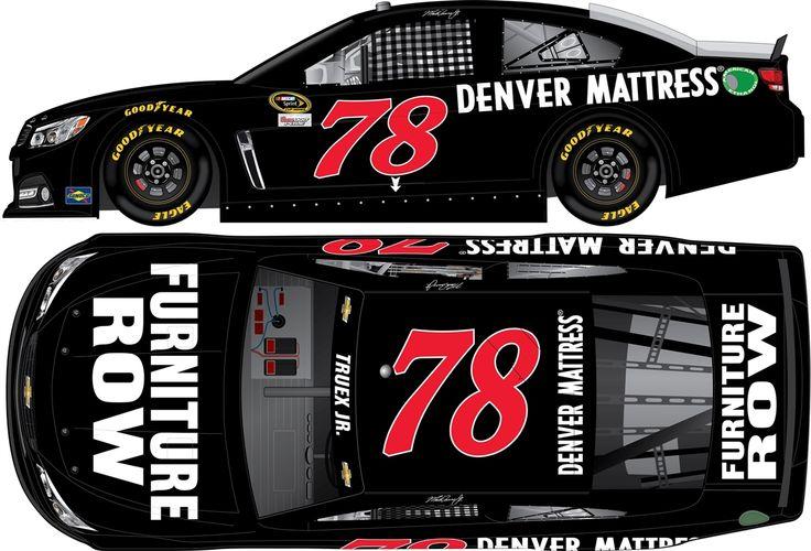 2014 Martin Truex Jr 78 Furniture Row 1 24 Action Diecast Nascar Sprint Cup Series