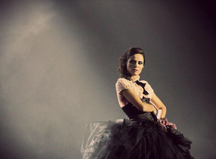Mozart Iopera rock. Melissa Mars
