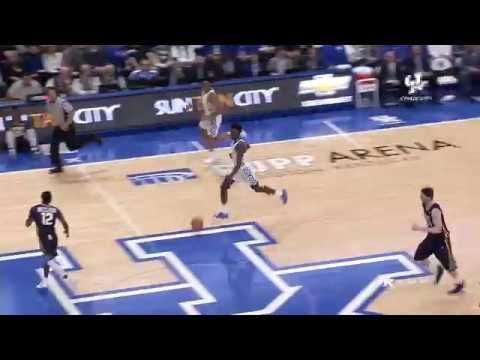 The Cats got back to winning ways Friday at Rupp vs. ETSU. Here are the Kentucky Wildcats TV highlights