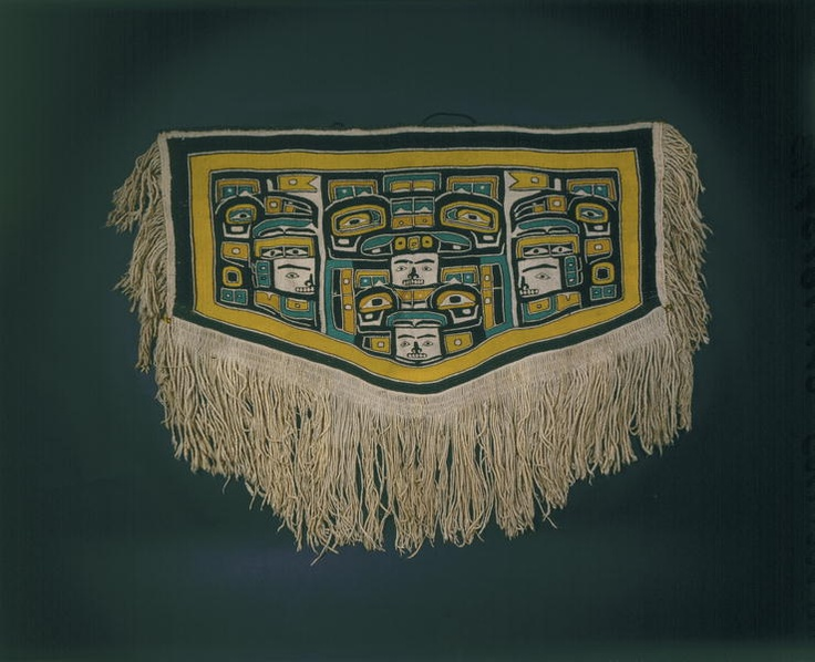 Another Mary Ebbetts blanket RBCM 18734