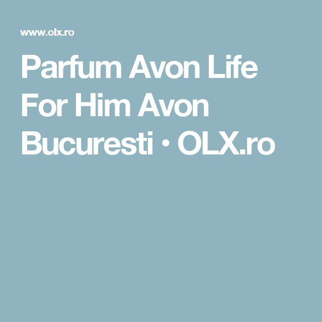 Parfum Avon Life For Him Avon Bucuresti  • OLX.ro