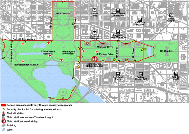 Smart image with regard to printable map of washington dc mall