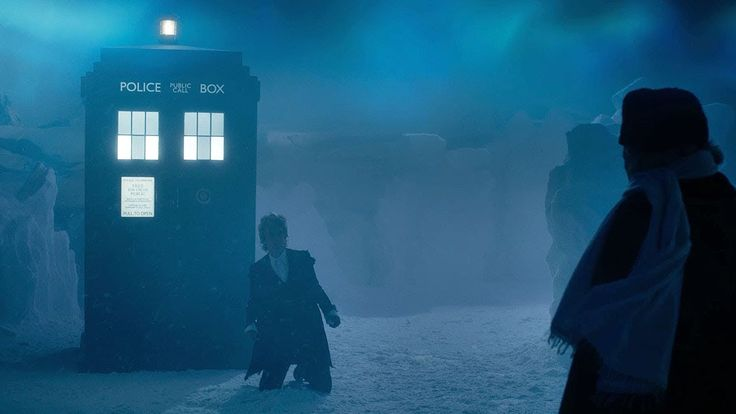 Three Doctors! Steven Moffat introduces Twice Upon A Time - Doctor Who https://www.youtube.com/watch?v=79CJCQQEOPM