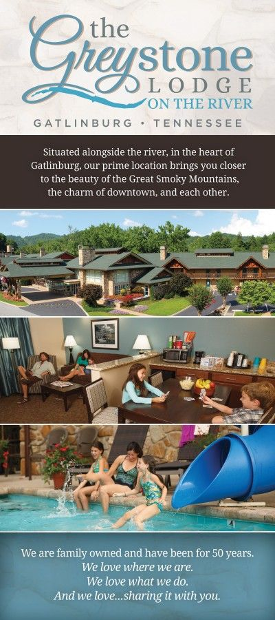 The Greystone Lodge On the River in Gatlinburg
