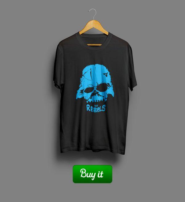 Rebels | Рекомендуем футболку надевать на тусовки. В ней ты позволишь себе больше обычного, будешь классно получаться на фото и смешно шутить.  #Звёздные #войны #Star #Wars #Эпизод #IV #Episode #Jedi #Джедай #Джедаи #academy #Rebels