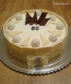 Po dlhšej dobe pozdravujem všetkých na Vareche. Pridávam z časti môj recept a z časti  inšpiráciu od Adrianky z  blogu Adkas - Chute a vône mojej kuchyne. Bola prosba od kamarátky pre jej brata na  tortu Raffaello, ale z  chrumkavým cestom. Použila som Adriankin recept na tortu Rocher, len s malými  zmenami. Biely krém Raffaello je  už podľa mojej fantázie.