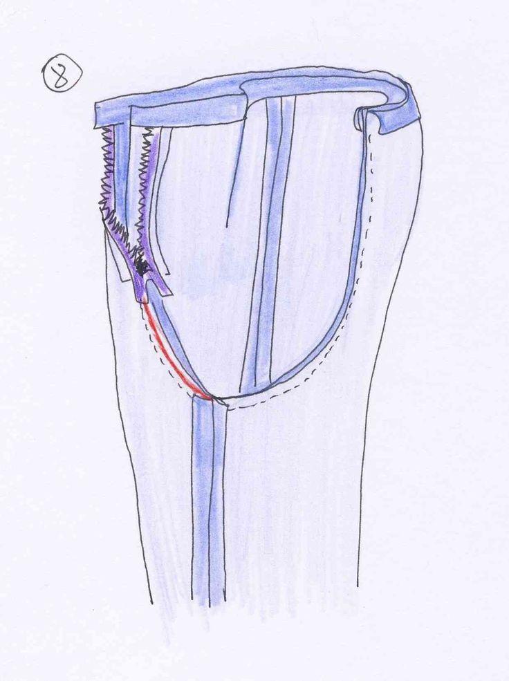 Les 10 meilleures id es de la cat gorie comment dessiner une robe sur pintere - Dessiner une marelle ...