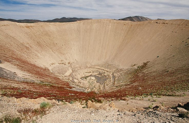nevada test site   The Nevada test site nuclear..Located inside the test site is an area ...