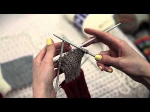 Opi neulomaan sukka! -opastusvideo NovitaTubessa!