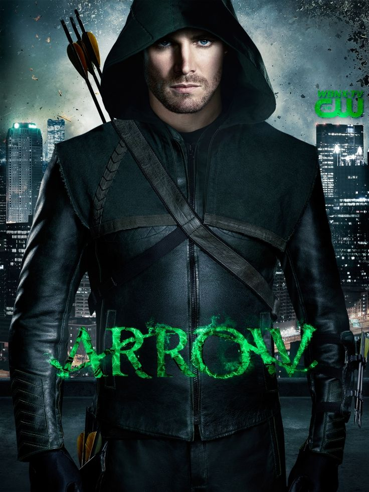 Arrow, The CW  Added to my list after watching 10 minutes. I'm a sucker for superheroes.