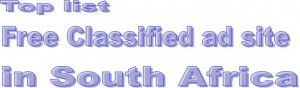 Top free classified ads site list for advertising in South Africa to post jobs and others