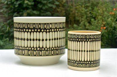 Potshots: These Hornsea Beaded pots