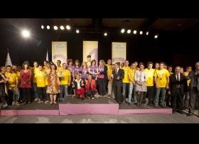 Le savoir-faire des jeunes récompensés Suite aux sélections régionales des Olympiades des Métiers, 47 jeunes ont reçu la médaille d'or et vont avoir l'honneur de représenter l'Auvergne lors des finales nationales organisées à  Clermont en novembre prochain...