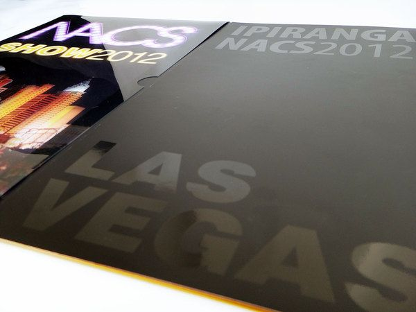 Verniz transparente sobre preto - Ipiranga NACS 2012 on Behance