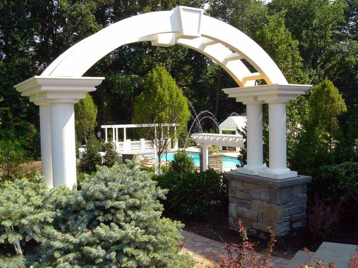 Best Pergolas Images On Pinterest Outdoor Ideas Outdoor