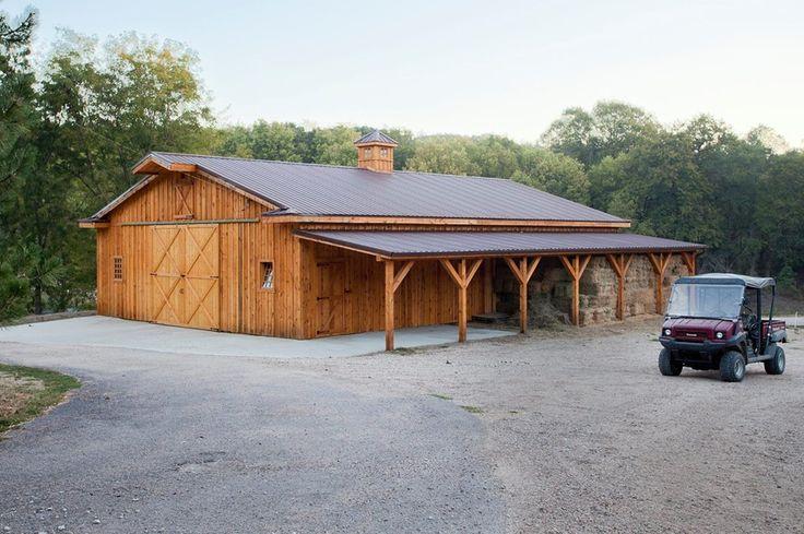 Mejores 324 imágenes de Barns ~ Ranch ~ Sheds en Pinterest ...