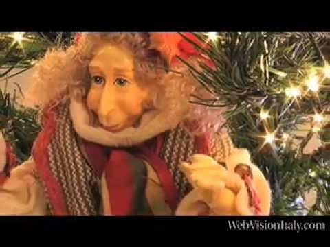 Christmas in Italy-Traditions, Food, and Festivals Italy Tours: has a list of Italian Christmas videos on right