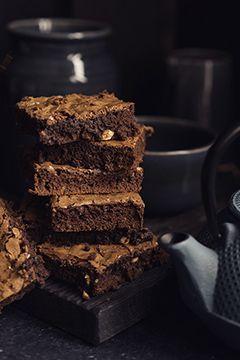 Брауни - очень по-американски - Andy Chef - блог о еде и путешествиях, пошаговые рецепты, интернет-магазин для кондитеров