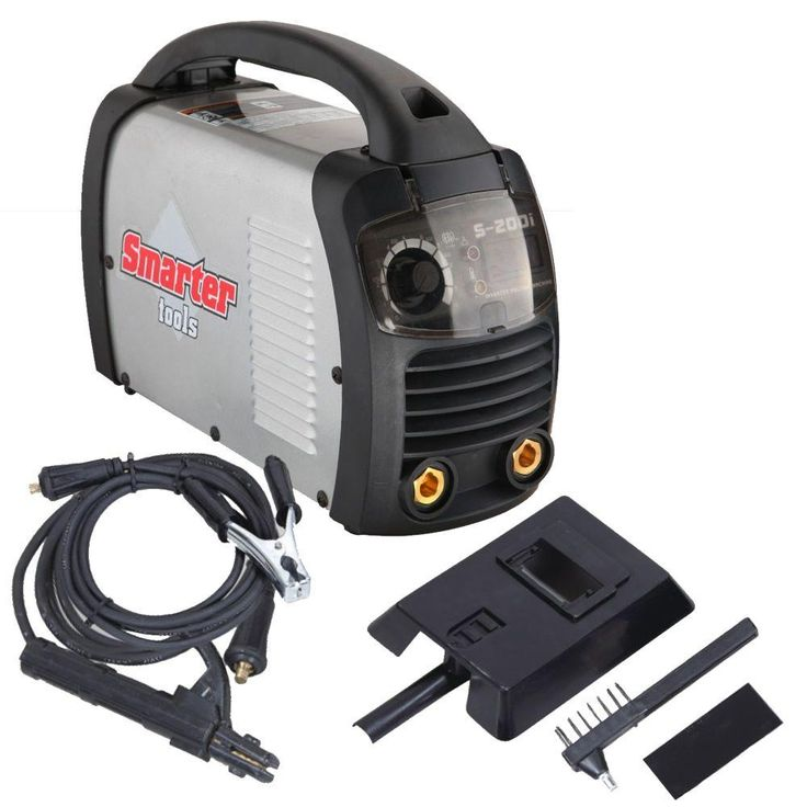 Smarter Tools 200Amp Igbt Inverter ARC Welder Arc