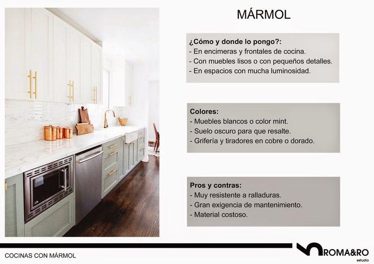 Las 25 mejores ideas sobre encimeras de m rmol en for Marmol italiano tipos
