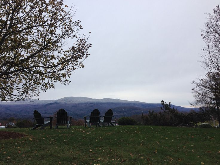 The hills are alive at the Trapp Family Lodge, Stowe, Vermont