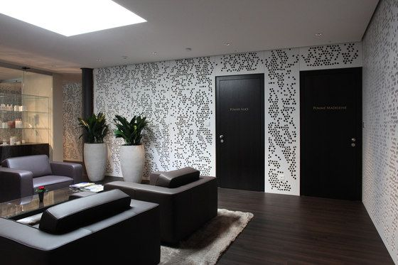 Wall panels | Wall coverings | Bruag Perforations | Bruag. Check it out on Architonic