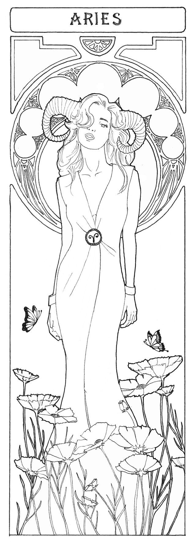 Aries ~ the springtime Ram