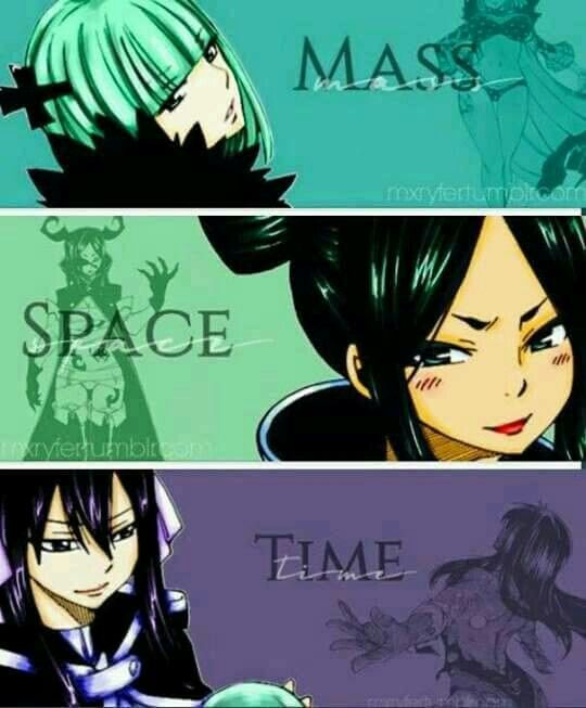 Brandish, Minerva, Ultear - the bad guys that turned out fine and my fav too