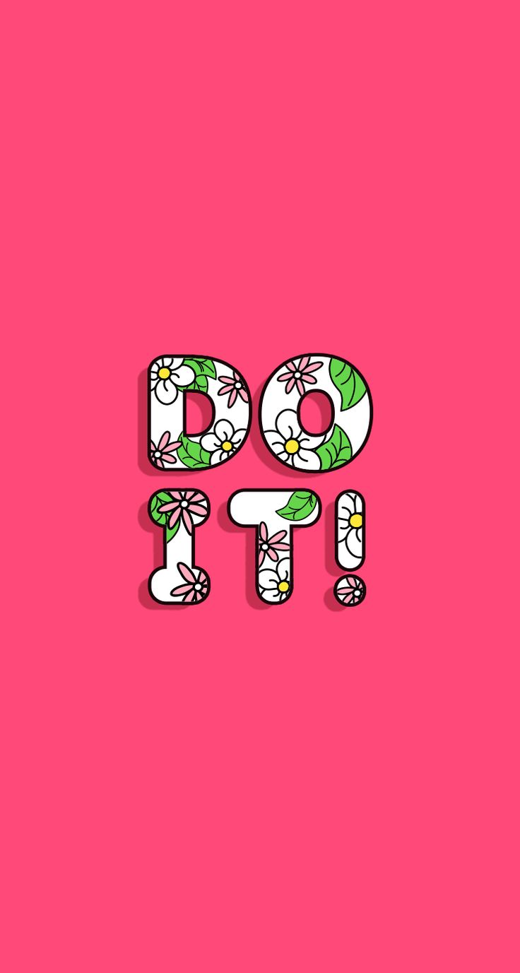 Do It - iPhone wallpaper @mobile9