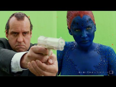X-MEN – DAYS OF FUTURE PAST: Digital Domain VFX Breakdown