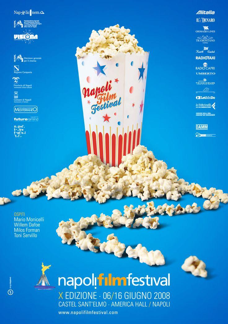 X Edizione del #NapoliFilmFestival | #NFF 6 // 16 giugno 2008 | Castel Sant'Elmo - Cinema America Hall